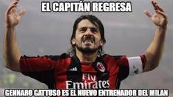 Enlace a Gattuso dirigirá al filial del Milan