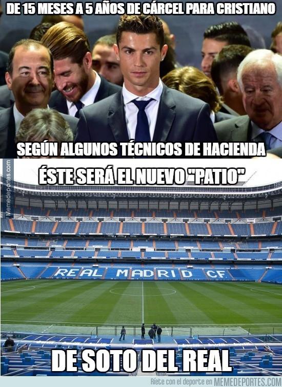 977804 - El Madrid no quiere perder a Cristiano y busca soluciones
