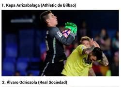 Enlace a El XI revelación de LaLiga según la UEFA, ¿estás de acuerdo?