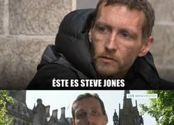 Enlace a Steve Jones, un héroe anónimo del atentado de Manchester