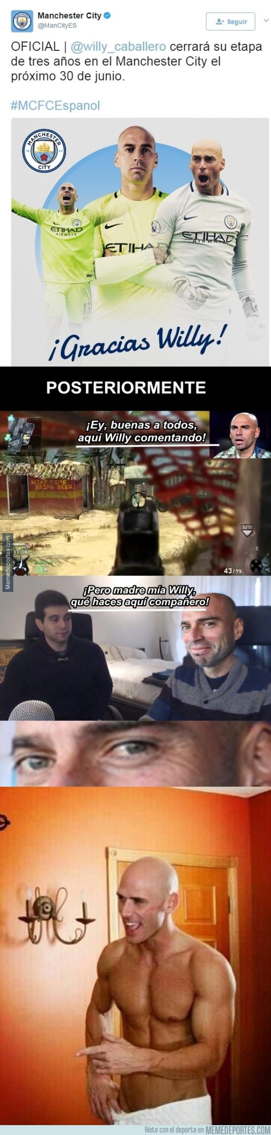 978002 - Nueva forma de vida de Willy Caballero