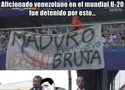 Enlace a Ha nacido un héroe en Venezuela