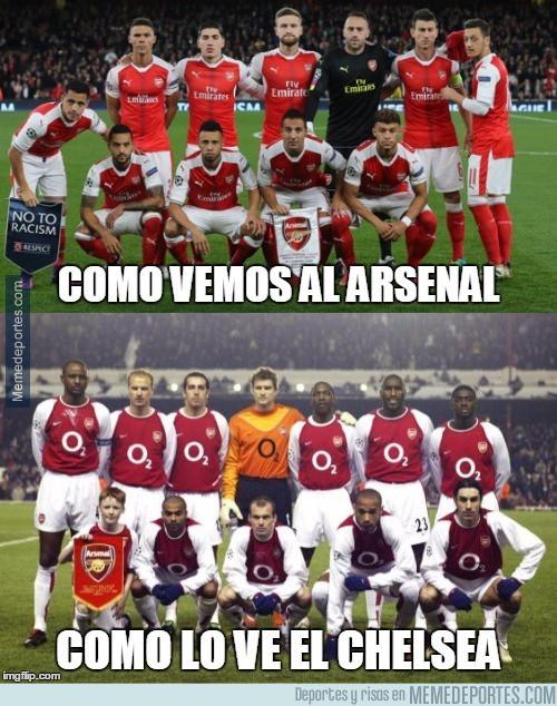 978128 - Irreconocible el Arsenal en la final de FA Cup