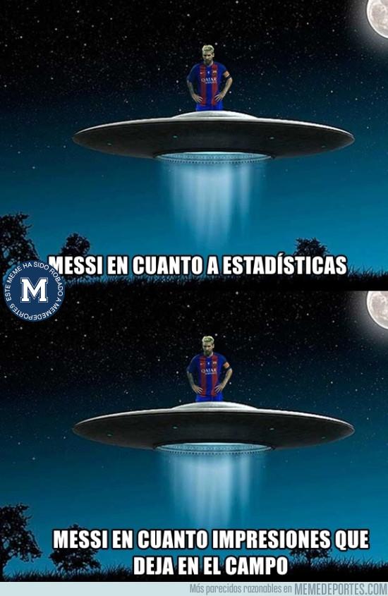 978257 - Messi en numeros y en calidad