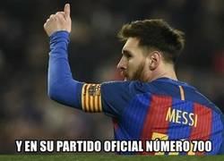Enlace a Un Messi redondo