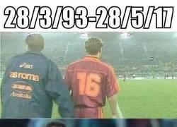 Enlace a Gracias por tanto Totti