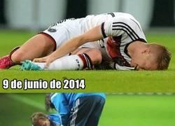 Enlace a Las últimas 10 lesiones de Marco Reus