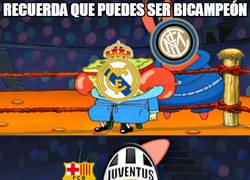 Enlace a Barça e Inter animando para la final de Champions