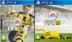 Enlace a FIFA 18 ya tiene su portada