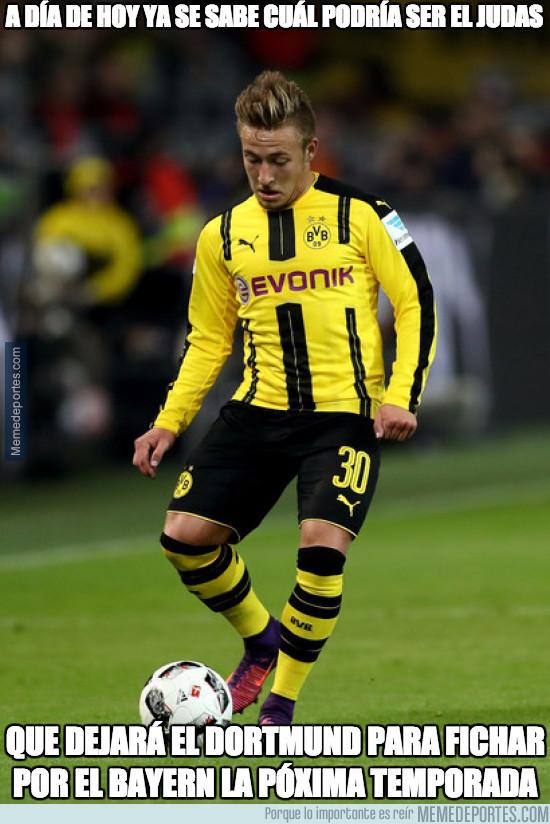 978925 - ¿Tenemos nuevo judas? Él podría ser el próximo en pasar al Bayern