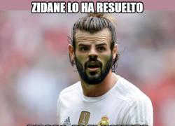 Enlace a Zidane lo ha resuelto con clase