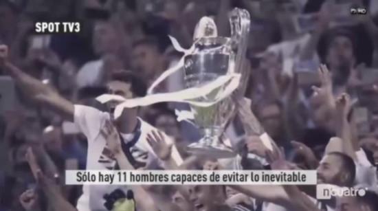 979091 - El anuncio lleno de bilis de TV3 contra el Real Madrid avergüenza hasta los catalanes
