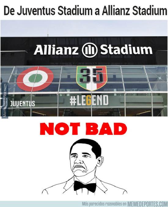 979261 - Allianz sabe muy bien qué estadios escoger para su patrocinio