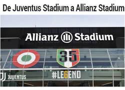 Enlace a Allianz sabe muy bien qué estadios escoger para su patrocinio