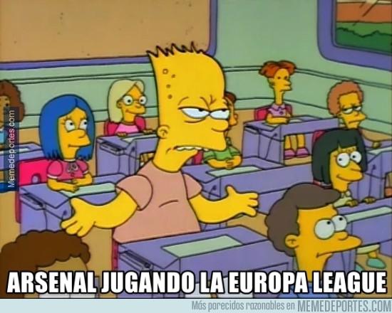 979290 - La próxima Europa League no debería presentar problemas