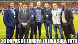 Enlace a Zidane y los siete magníficos
