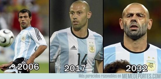 979525 - Mascherano siempre convocado con Argentina