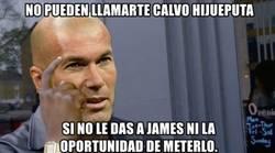 Enlace a Zidane se aburrió del meme