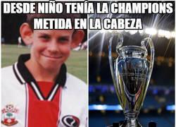 Enlace a Bale siempre tuvo la