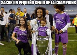 Enlace a Marcelo es un genio