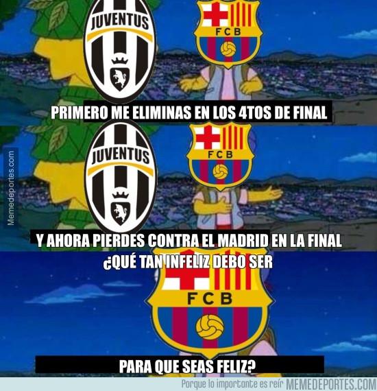 979954 - ¿Qué tan infeliz debe ser el Barça?