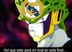 Enlace a Juventus vs Real Madrid versión Dragón Ball