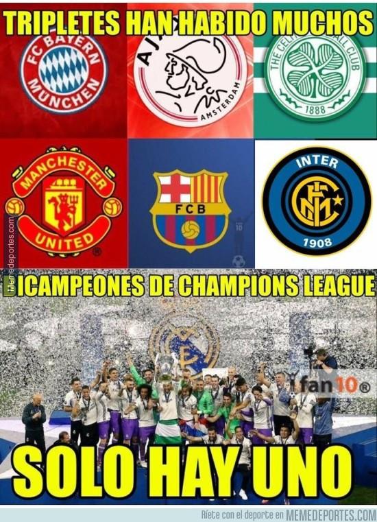 979976 - El Real Madrid es único