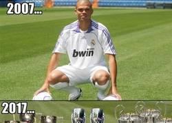 Enlace a Los 10 años de Pepe en el Real Madrid llenos de gloria