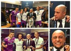 Enlace a La preocupación de Roberto Carlos arreglada
