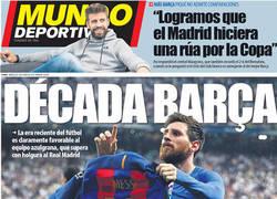 Enlace a Cristiano Ronaldo no está de acuerdo con esa portada