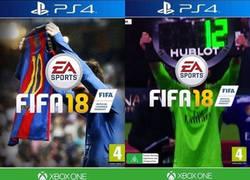 Enlace a Ahora sí, el resto de portadas del FIFA por país