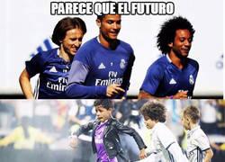 Enlace a Parece que el futuro del Madrid está en buenas manos