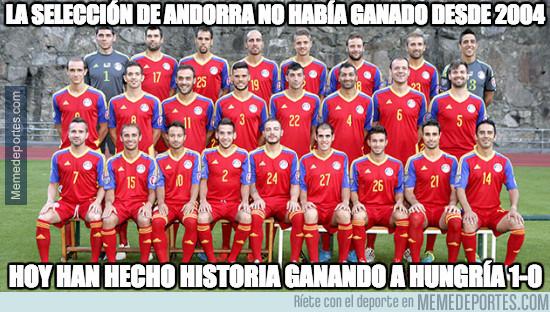 981118 - Histórico lo de la selección de Andorra