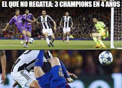 Enlace a Diferencias entre Messi y Cristiano