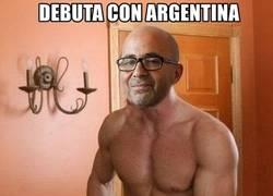 Enlace a El magnífico arranque de Sampaoli al frente de Argentina