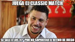Enlace a Simplemente Ronaldo