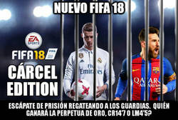 Enlace a Actualizado el FIFA 18