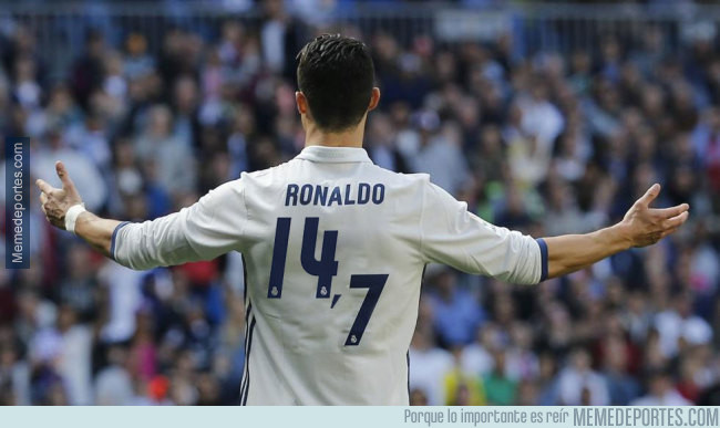 981797 - La camiseta de Cristiano Ronaldo para la próxima temporada