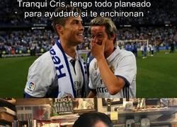 Enlace a Prison Break versión: Real Madrid