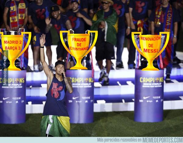 981812 - ¿Quien dice que el Barça no hizo triplete este año?