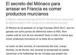Enlace a TREMENDO: Se desvela el motivo por el que el Mónaco ganó la Ligue 1