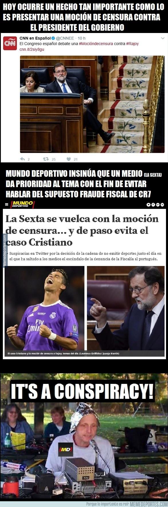 981840 - Mundo Deportivo huele a conspiración