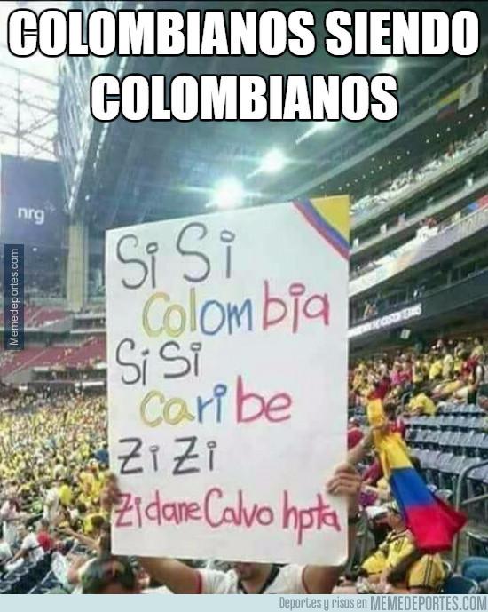 981847 - Colombianos siendo colombianos