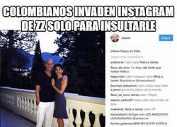 Enlace a Los colombianos llenan el Instagram de Zidane de insultos