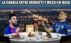 Enlace a Se comunicaron en italiano