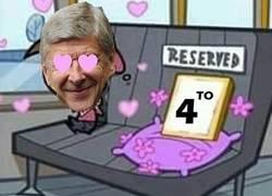 Enlace a Wenger ya lo tiene reservado para la temporada que viene