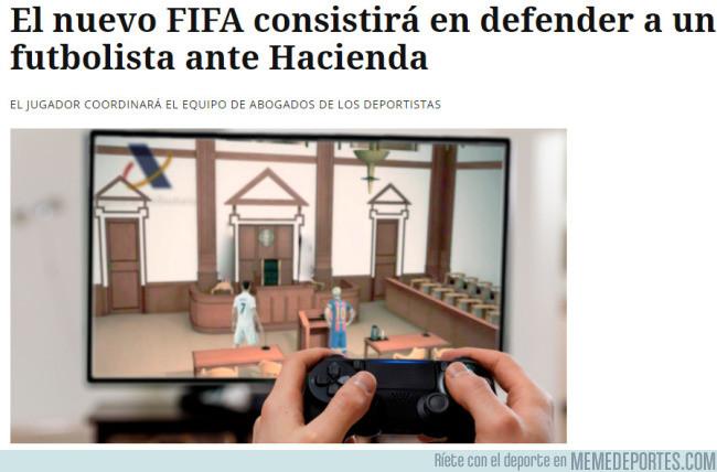 982243 - Las características del nuevo FIFA