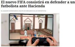Enlace a Las características del nuevo FIFA
