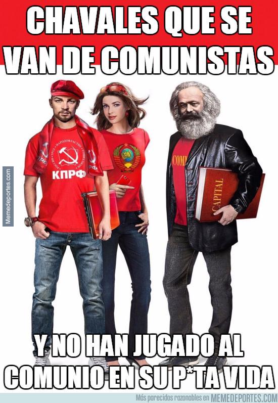 982252 - Comunistas por moda