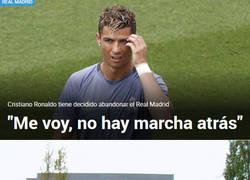 Enlace a El más perjudicado tras la marcha de Cristiano del Real Madrid